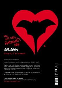 Nit dels ratpenats a Solsona @ CTFC | Solsona | Catalunya | Espanya